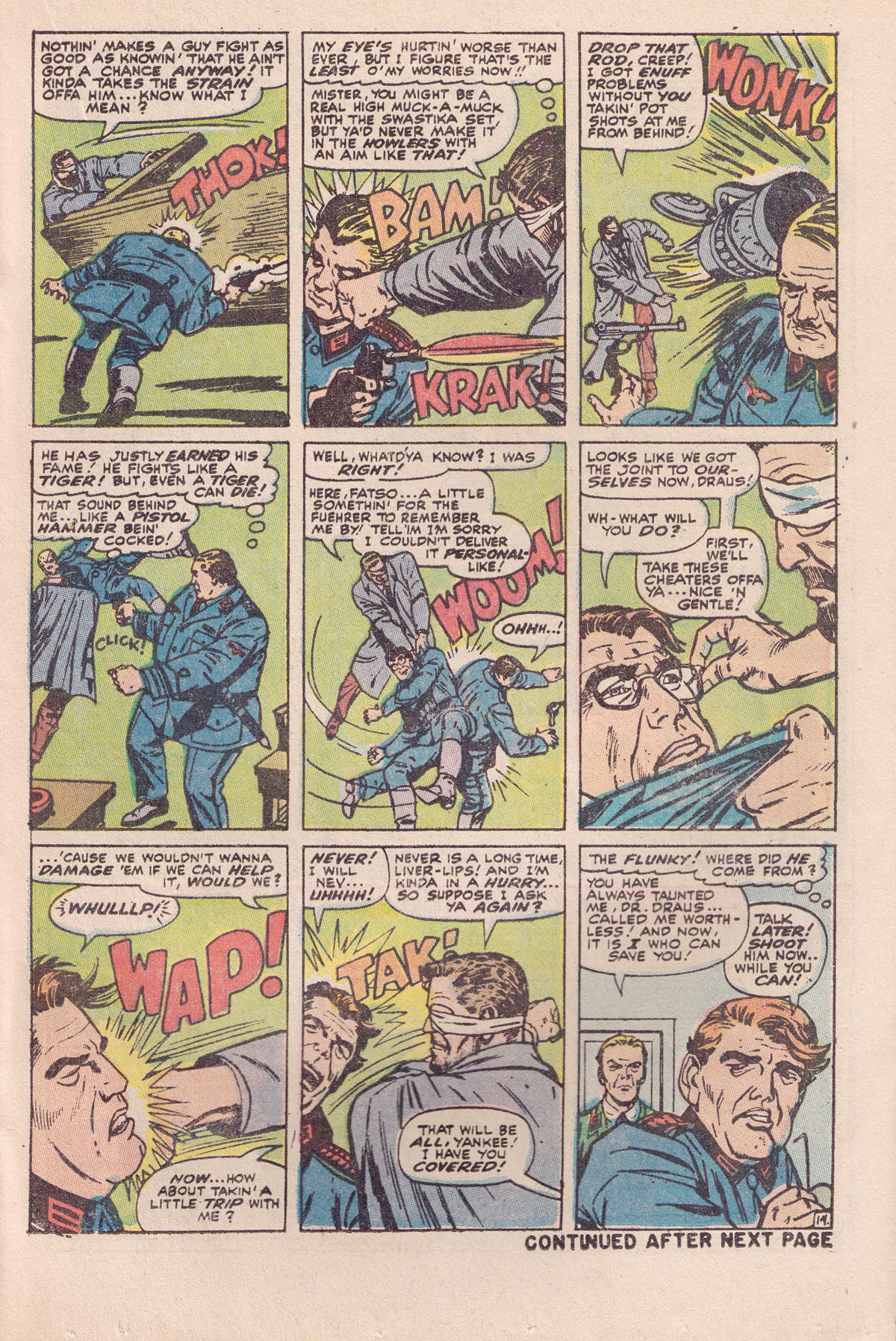 Read online Sgt. Fury comic -  Issue #89 - 21
