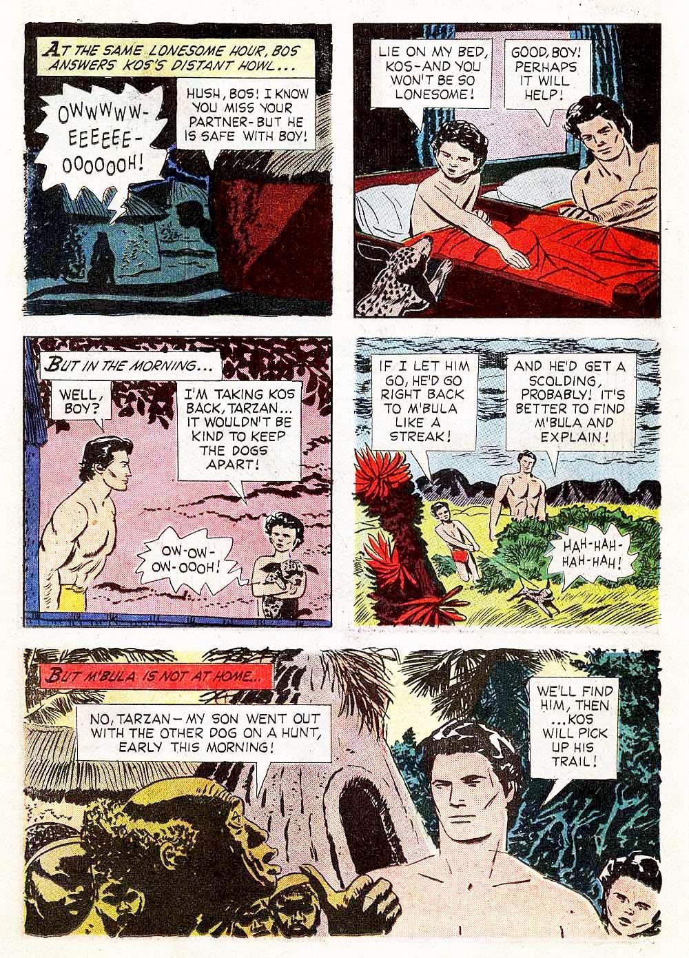 Tarzan (1962) issue 136 - Page 26
