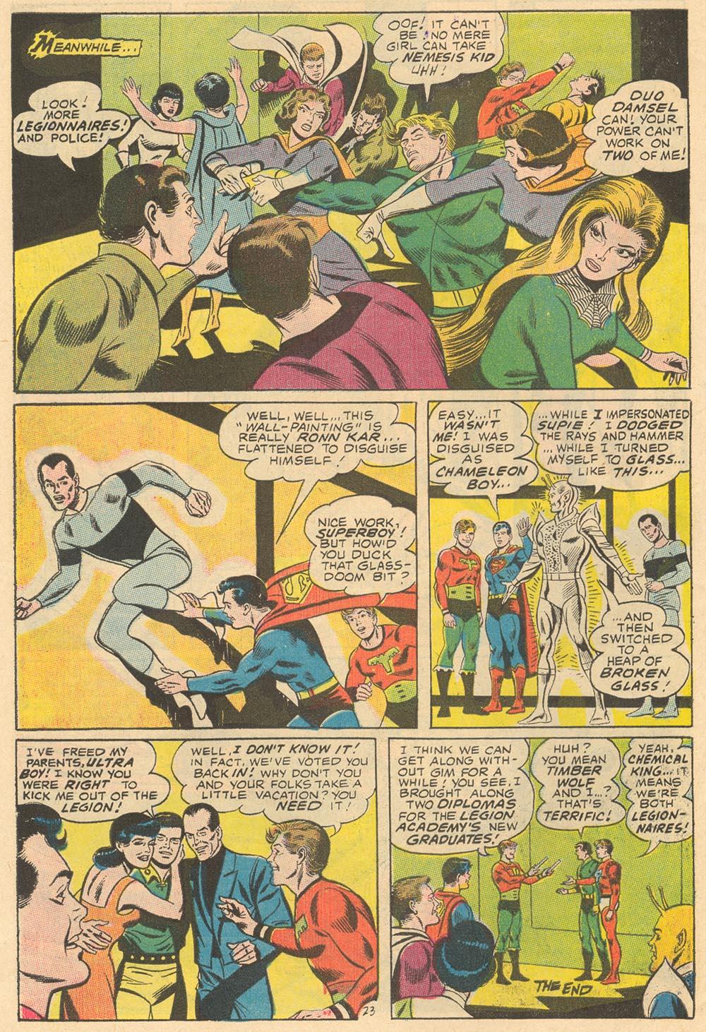 Read online Adventure Comics (1938) comic -  Issue #372 - 29
