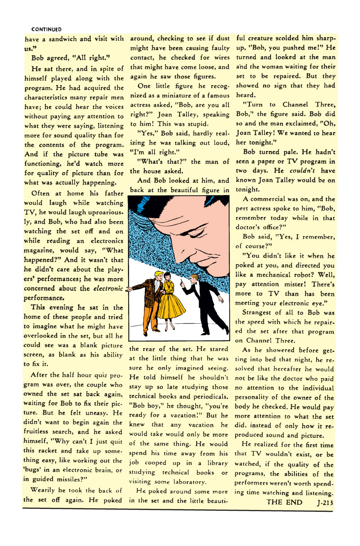 Read online Amazing Adventures (1961) comic -  Issue #5 - 21