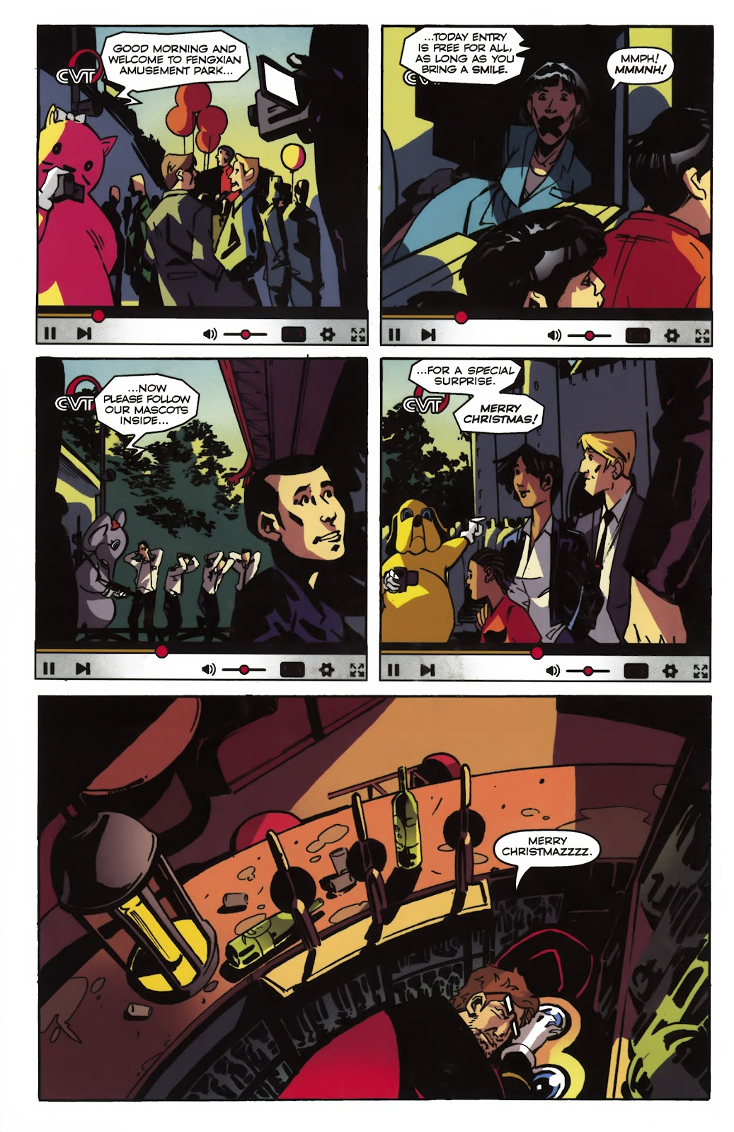 Read online Ricky Rouse Has A Gun comic -  Issue # TPB (Part 1) - 71