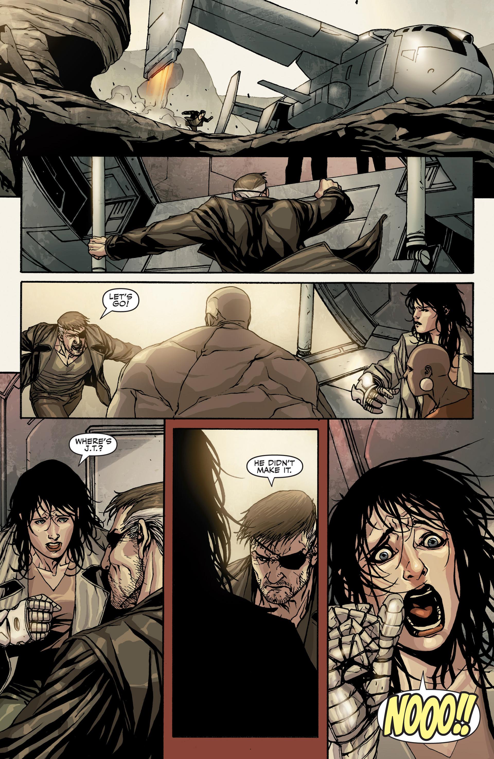 Read online Secret Warriors comic -  Issue #22 - 18