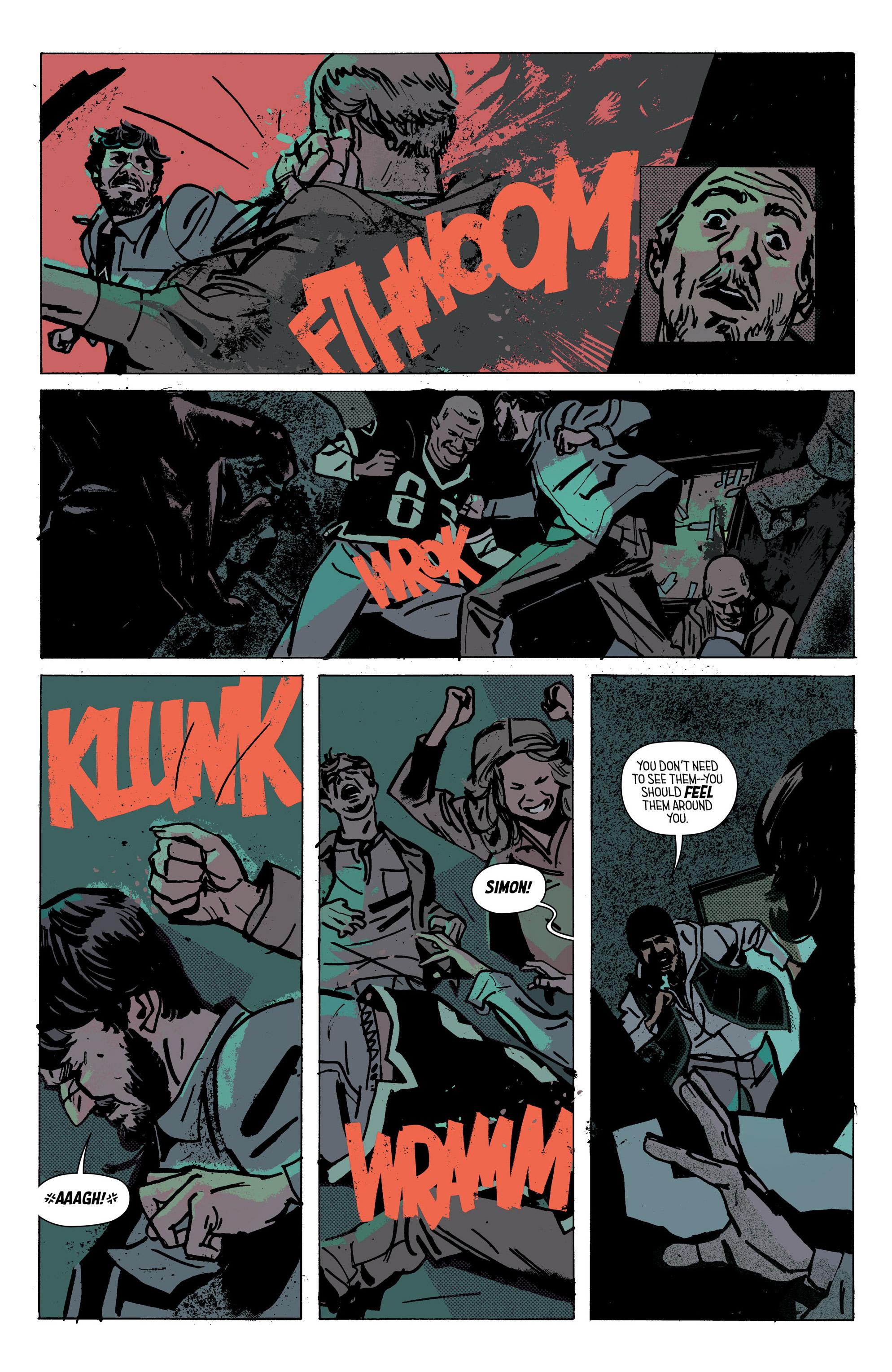Read online Outcast by Kirkman & Azaceta comic -  Issue #28 - 9