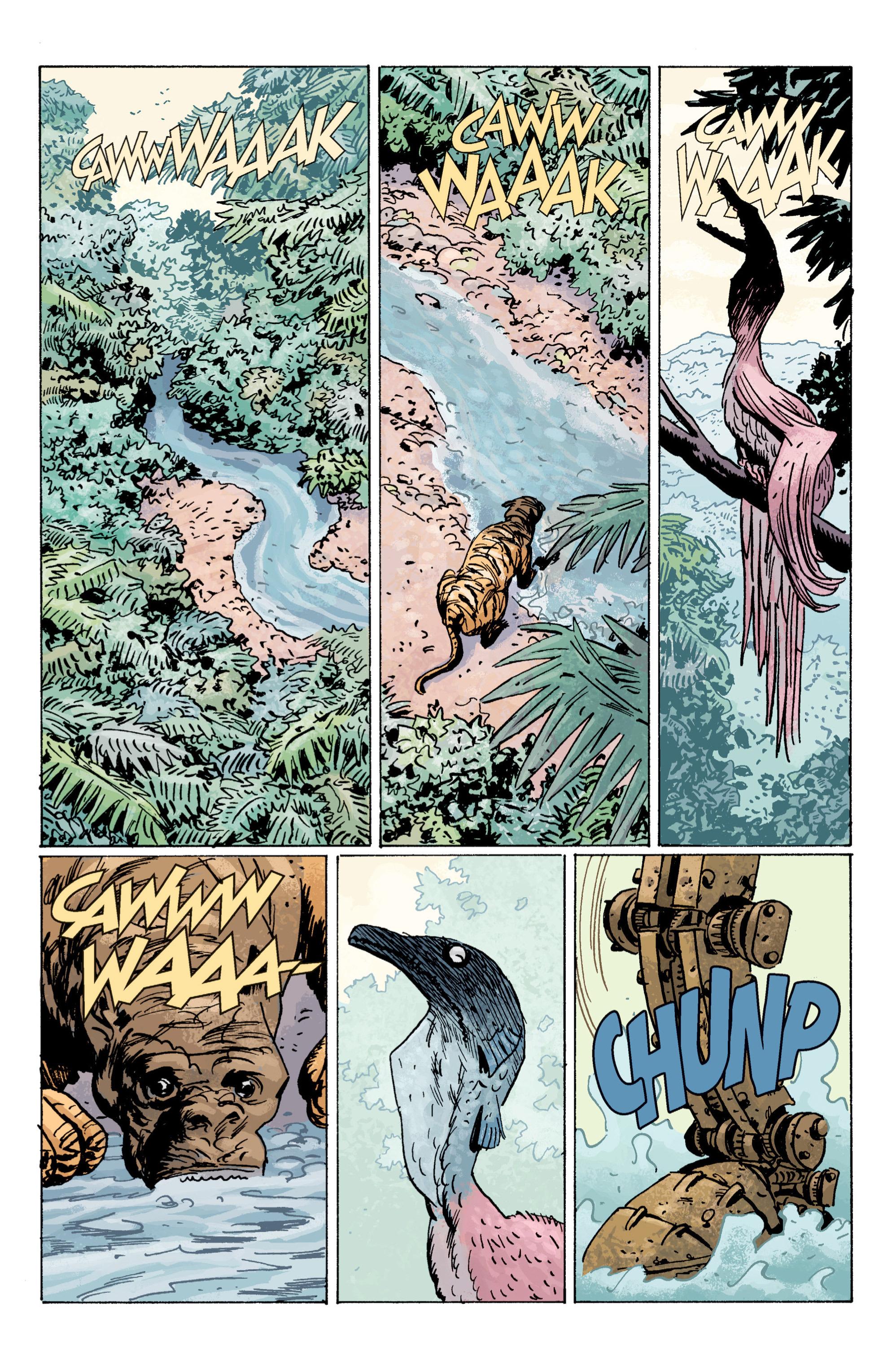 Read online B.P.R.D. (2003) comic -  Issue # TPB 7 - 25