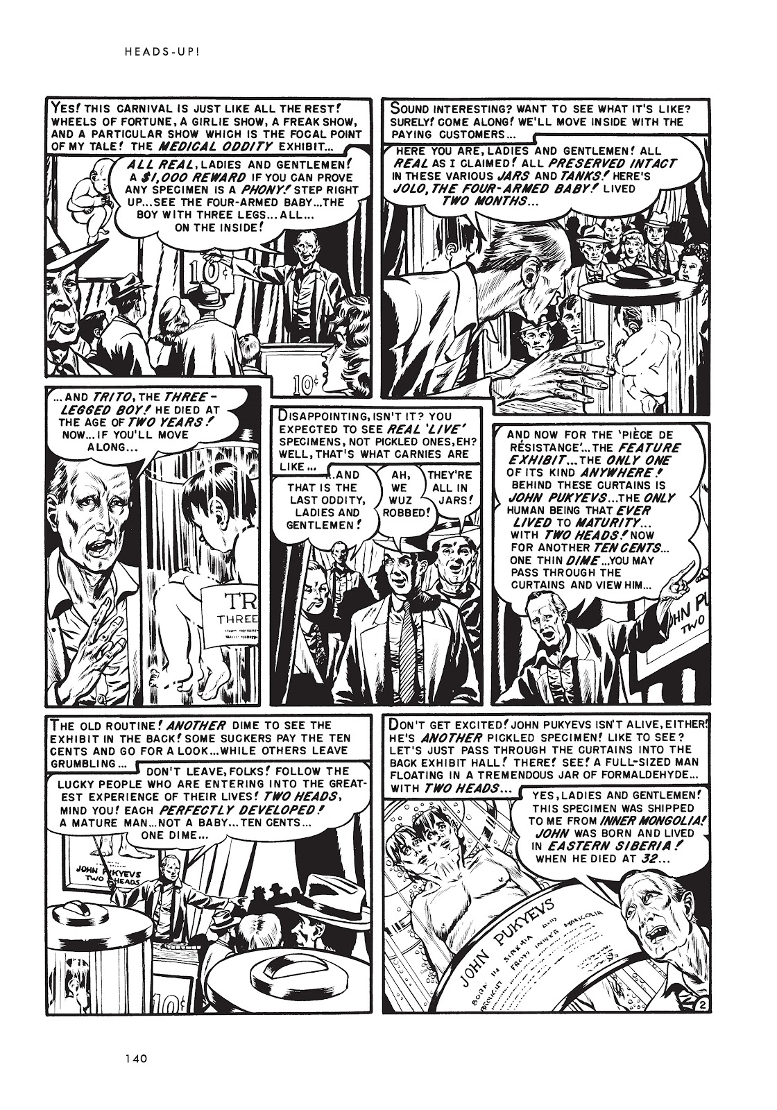 Read online Doctor of Horror and Other Stories comic -  Issue # TPB (Part 2) - 56