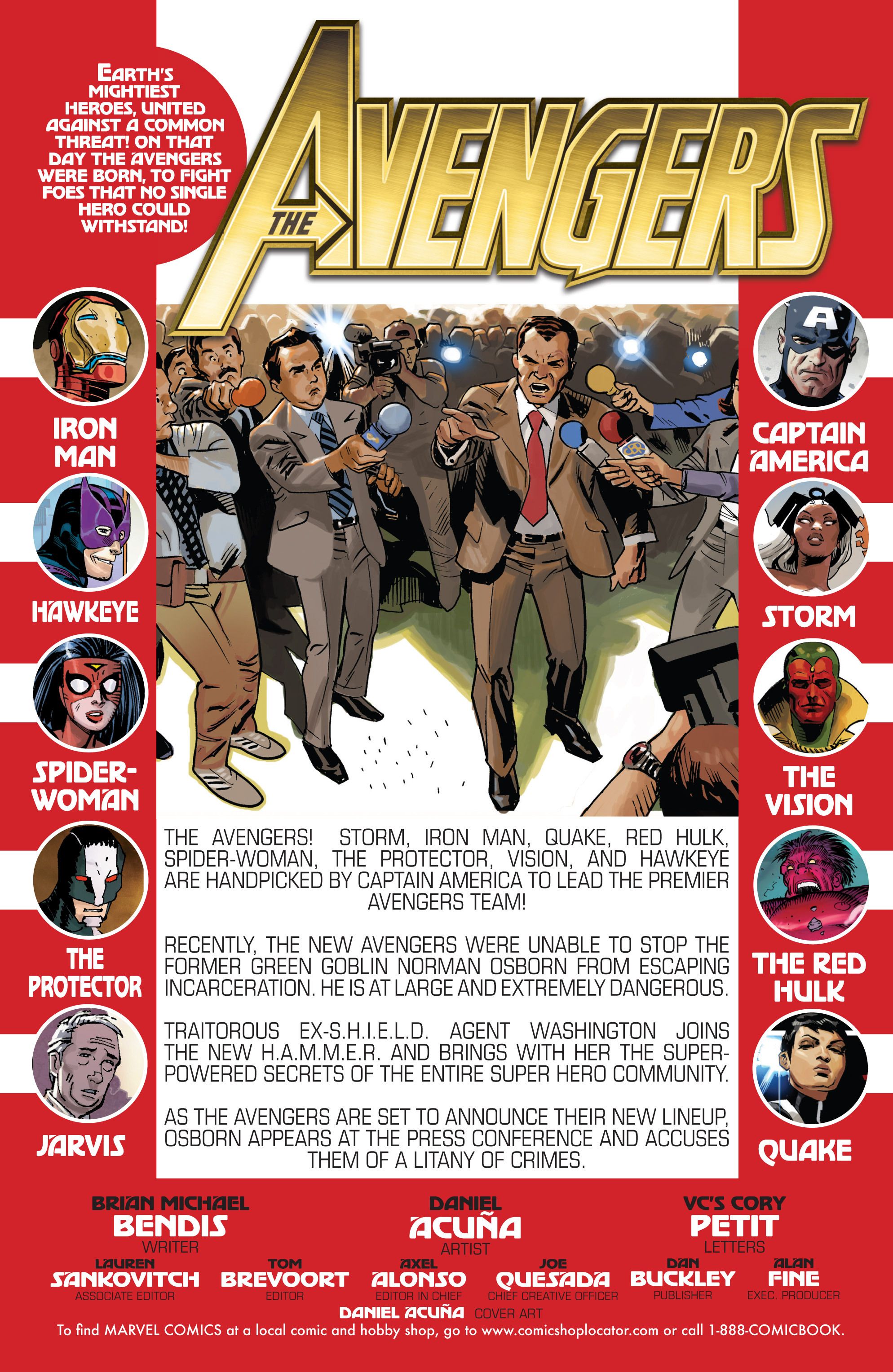 Read online Avengers (2010) comic -  Issue #20 - 2