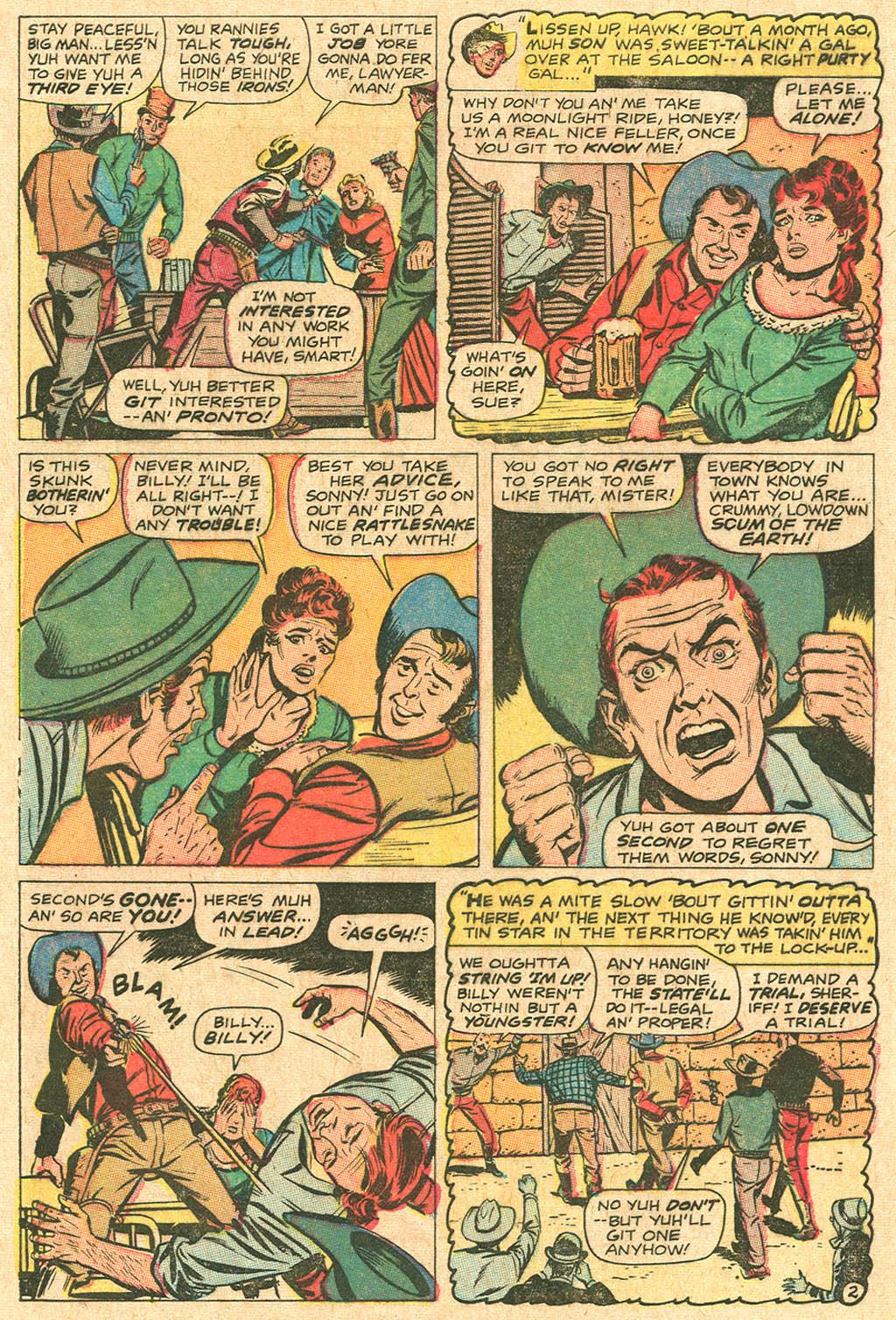 Read online Two-Gun Kid comic -  Issue #92 - 4