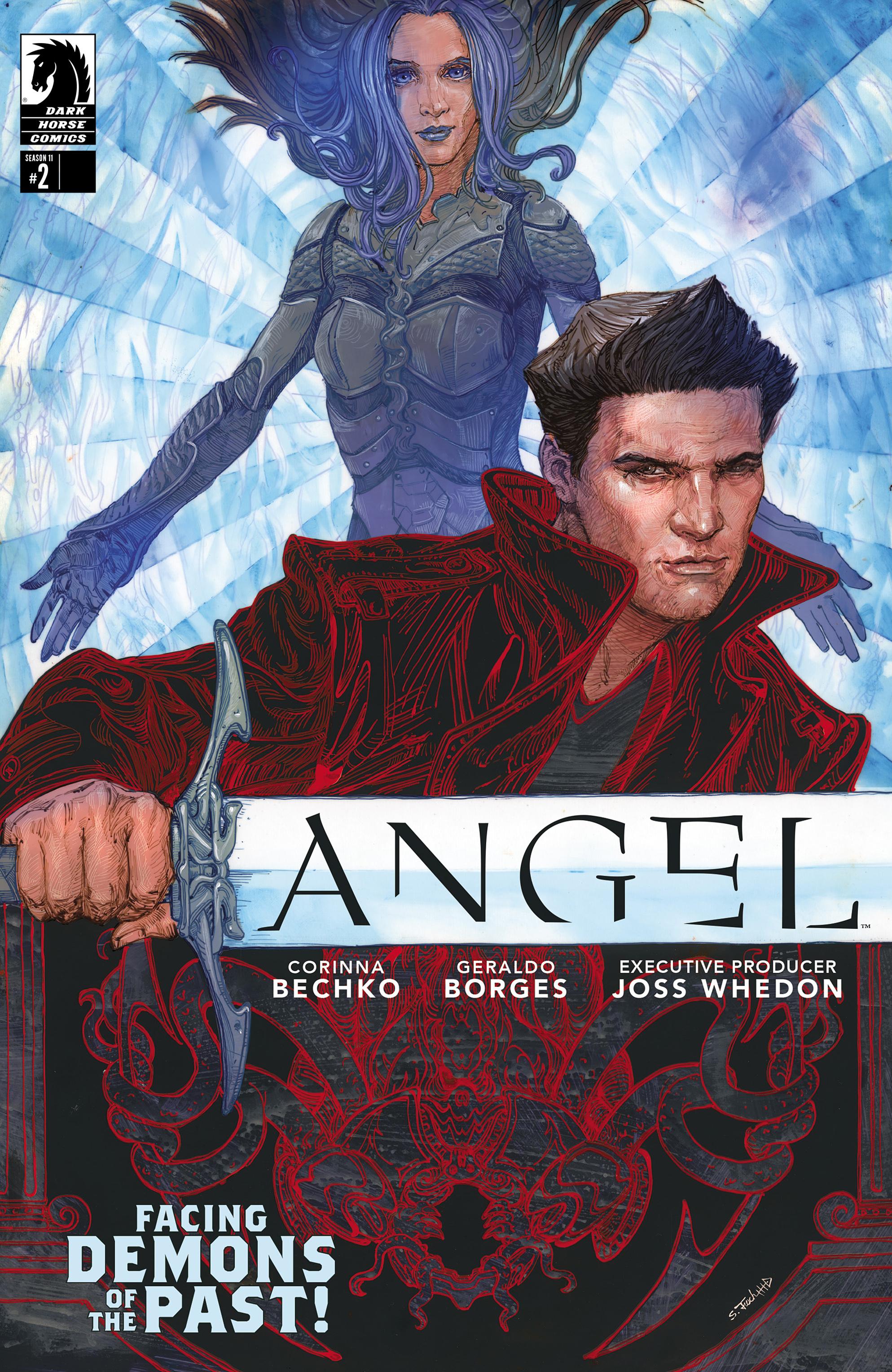 Angel Season 11 2 Page 1