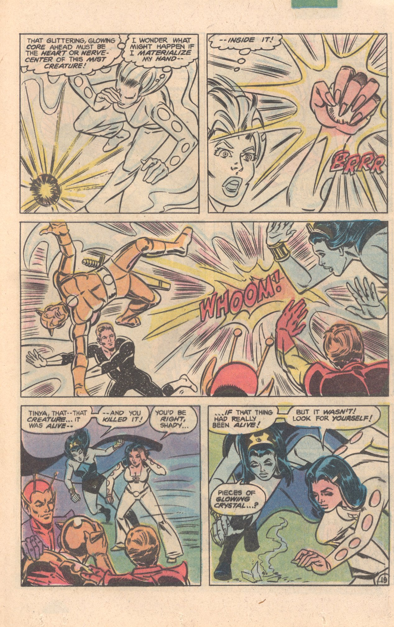 Legion of Super-Heroes (1980) 276 Page 19