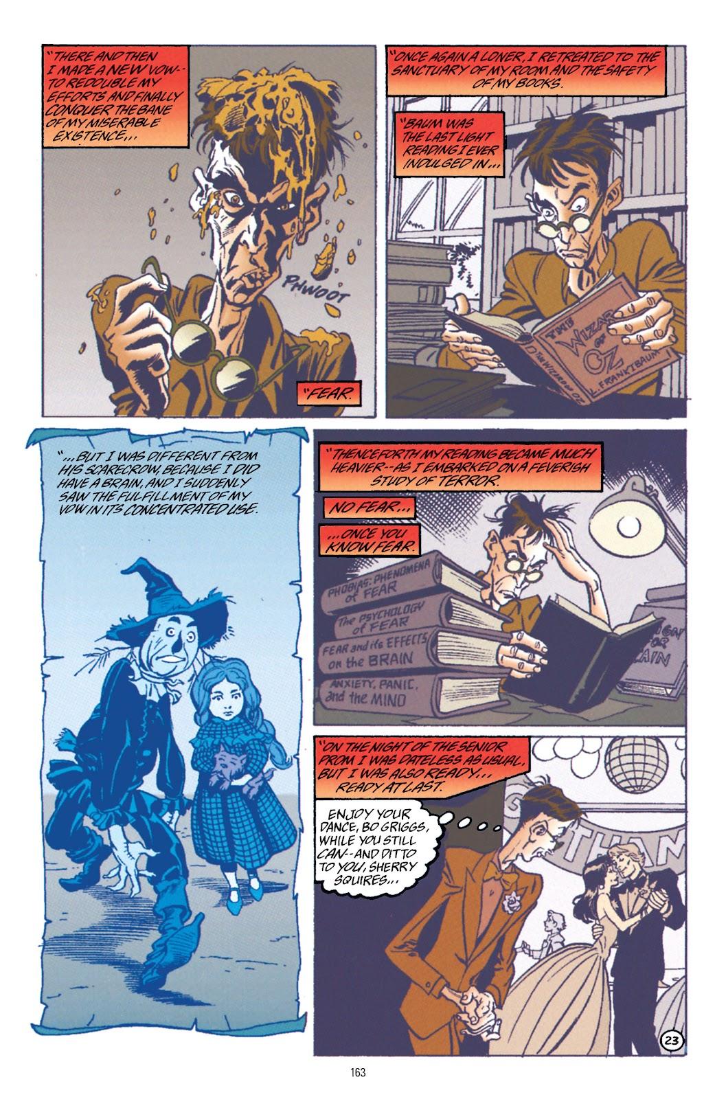 Read online Batman Arkham: Scarecrow comic -  Issue # TPB (Part 2) - 63