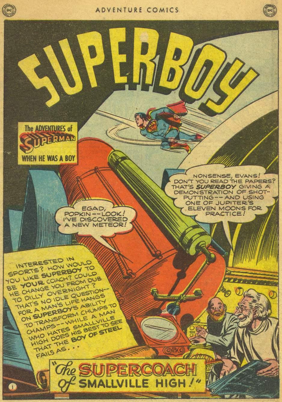 Read online Adventure Comics (1938) comic -  Issue #162 - 3