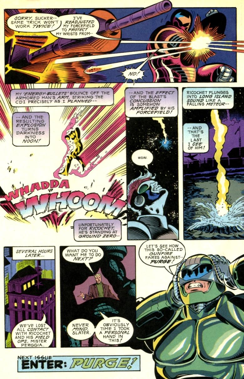 Read online Gunfire comic -  Issue #2 - 30