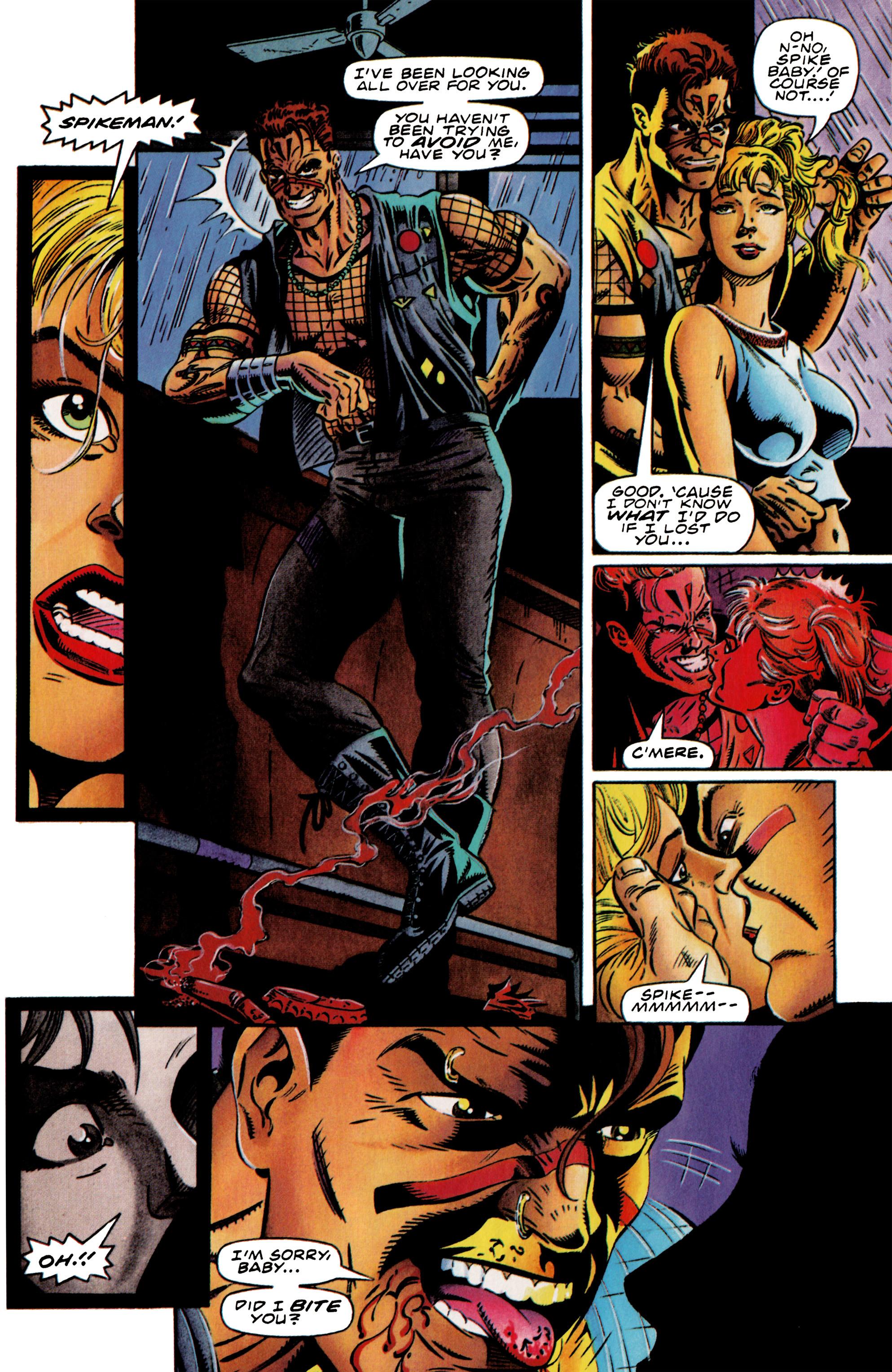 Read online Harbinger (1992) comic -  Issue #38 - 4