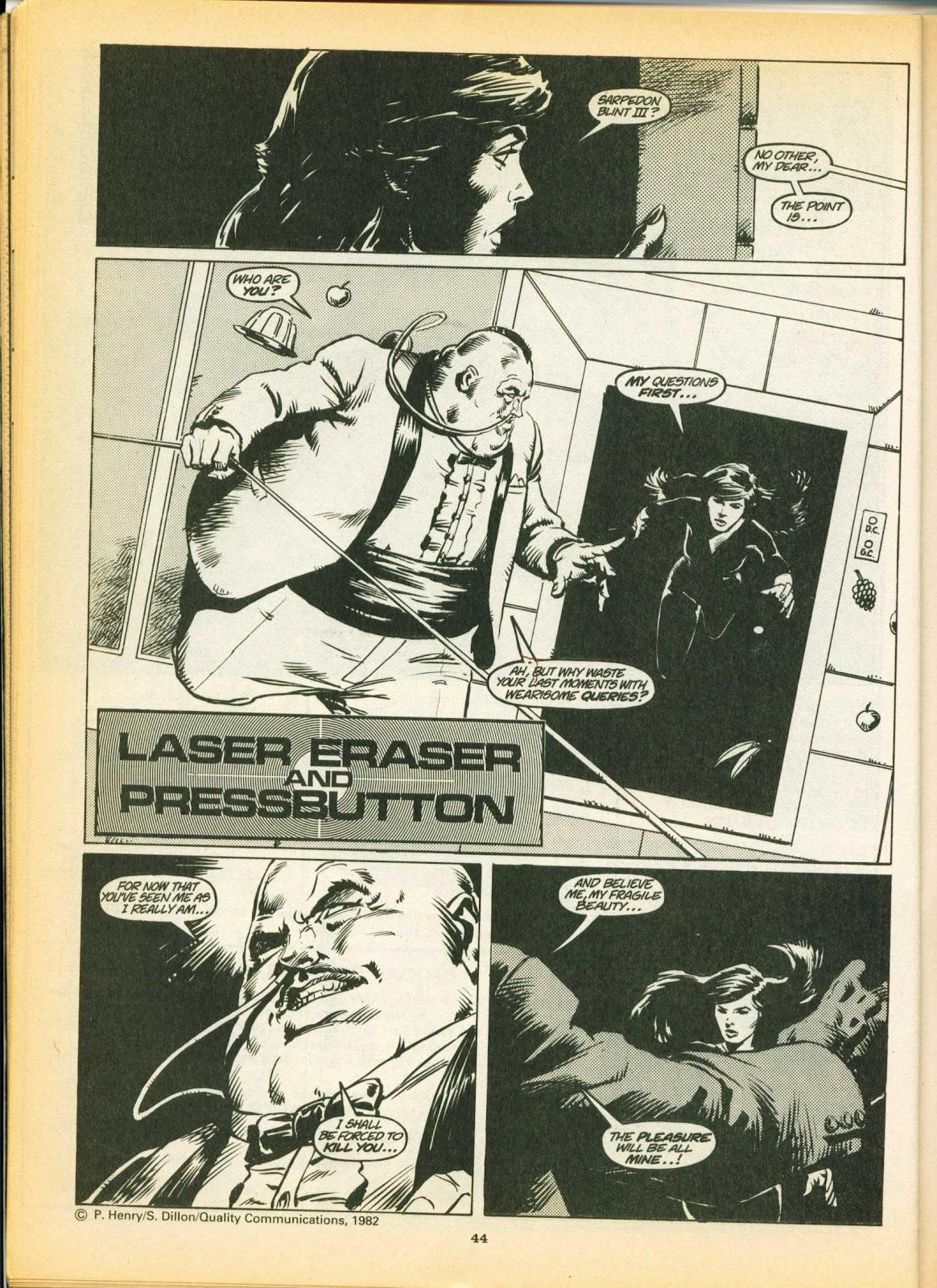 Warrior Issue #8 #9 - English 44