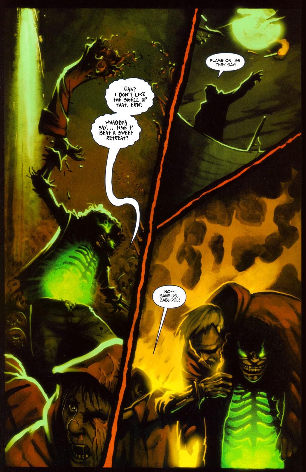 Read online Evil Ernie in Santa Fe comic -  Issue #4 - 16