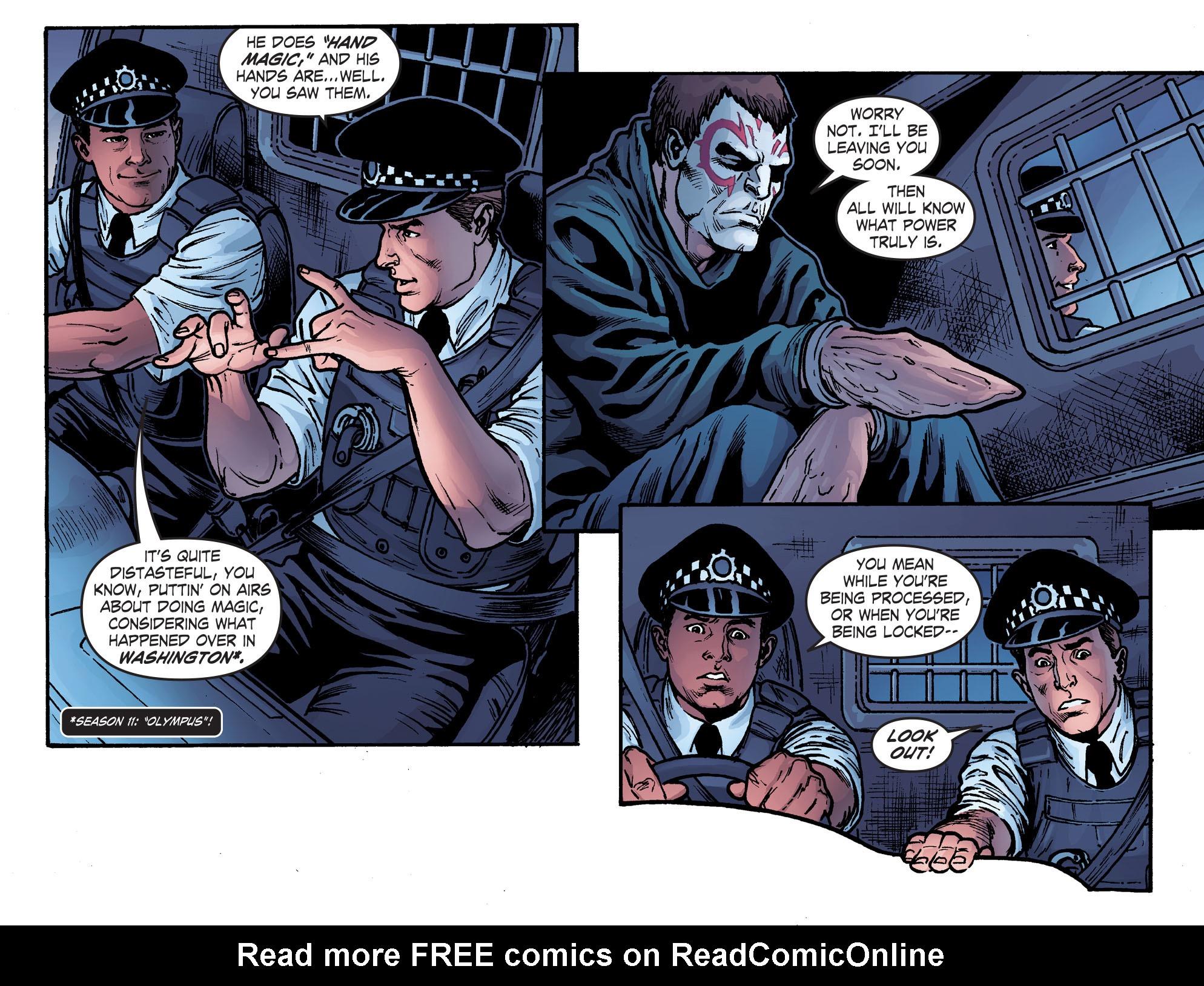 Read online Smallville: Harbinger comic -  Issue #2 - 4