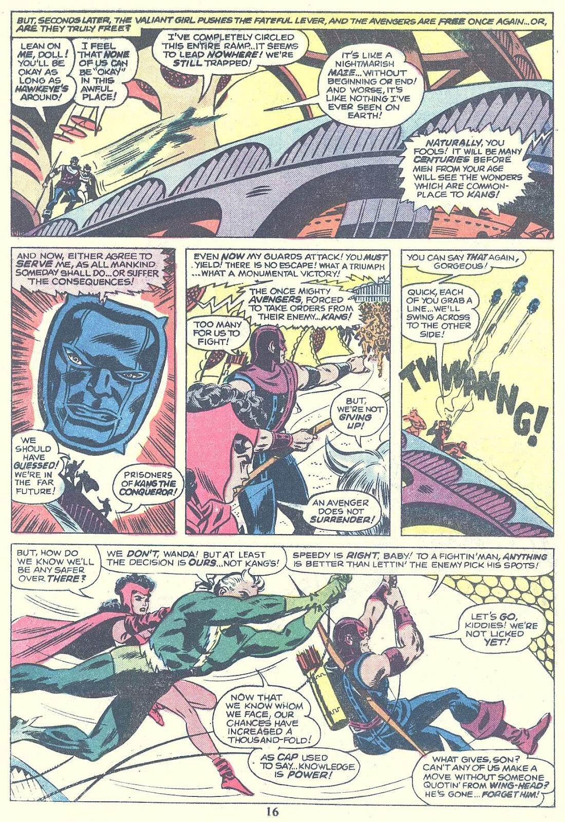 Marvel Triple Action (1972) issue 17 - Page 17