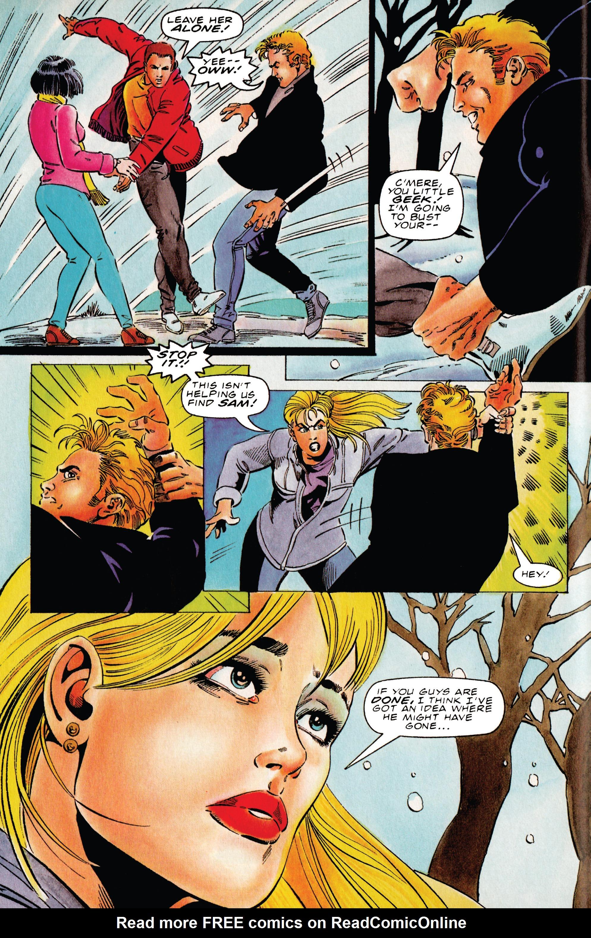 Read online Harbinger (1992) comic -  Issue #41 - 5