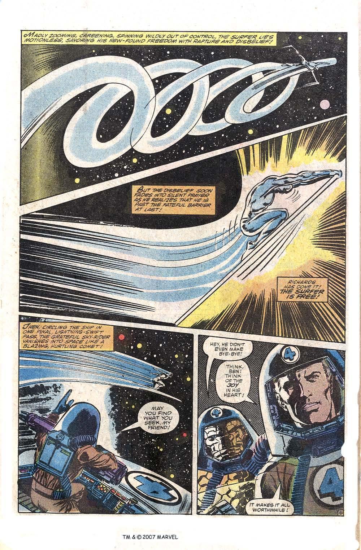 Silver Surfer (1982) Full #1 - English 18