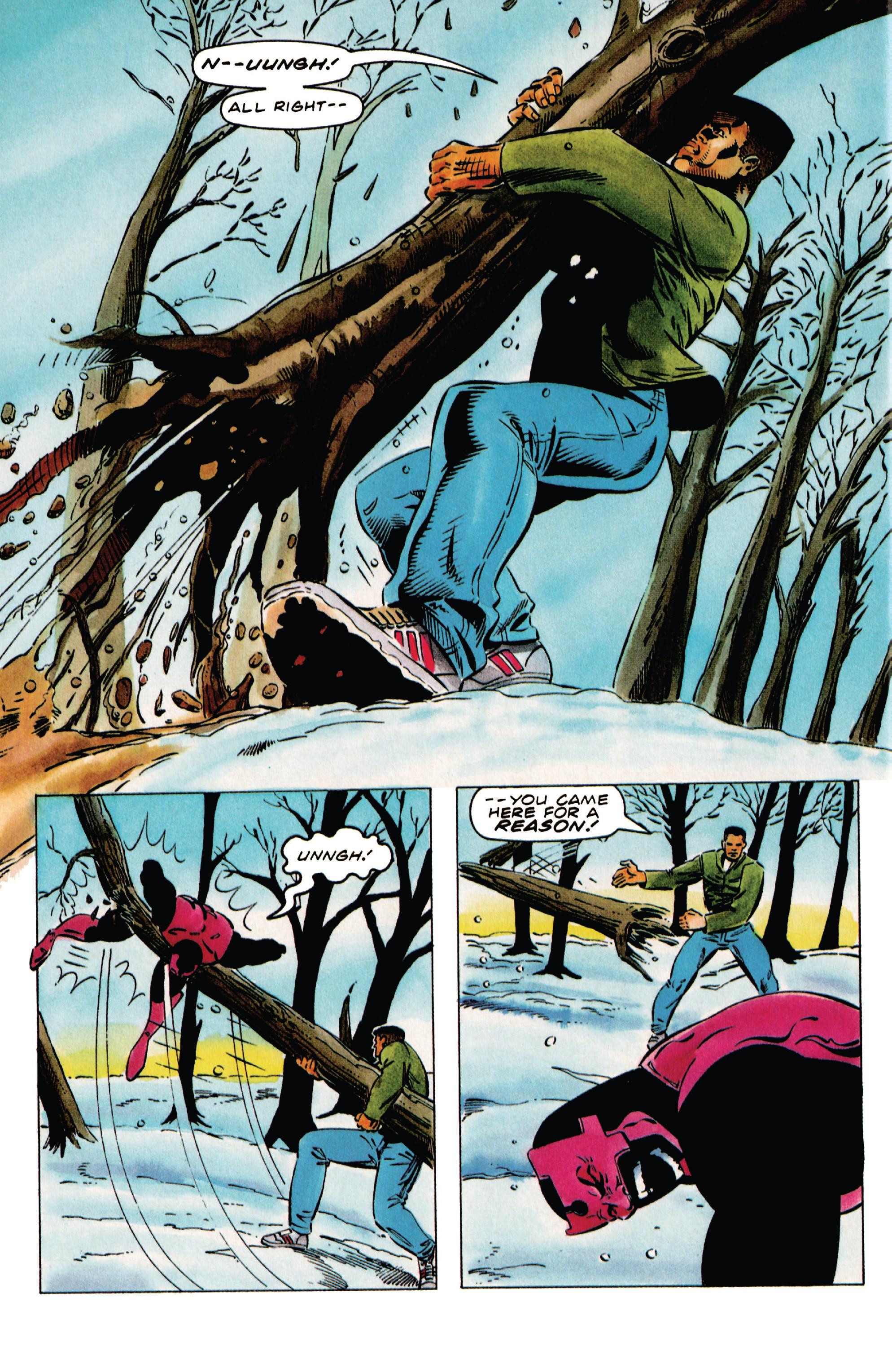 Read online Harbinger (1992) comic -  Issue #41 - 11