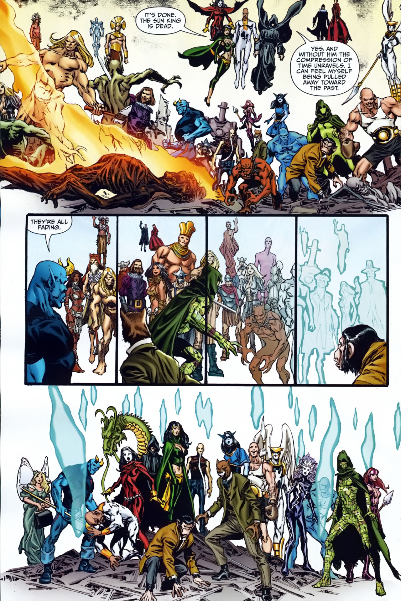 Read online Shadowpact comic -  Issue #25 - 17