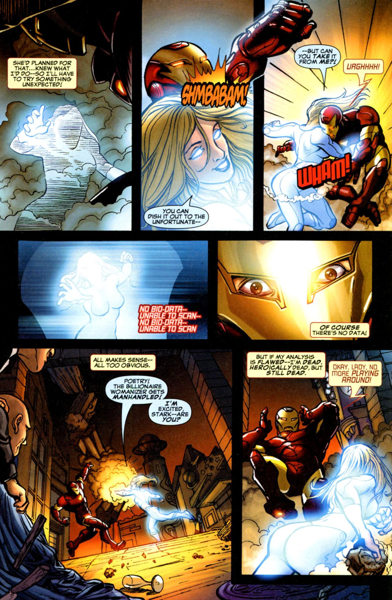 Read online Astonishing Tales (2009) comic -  Issue #1 - 24