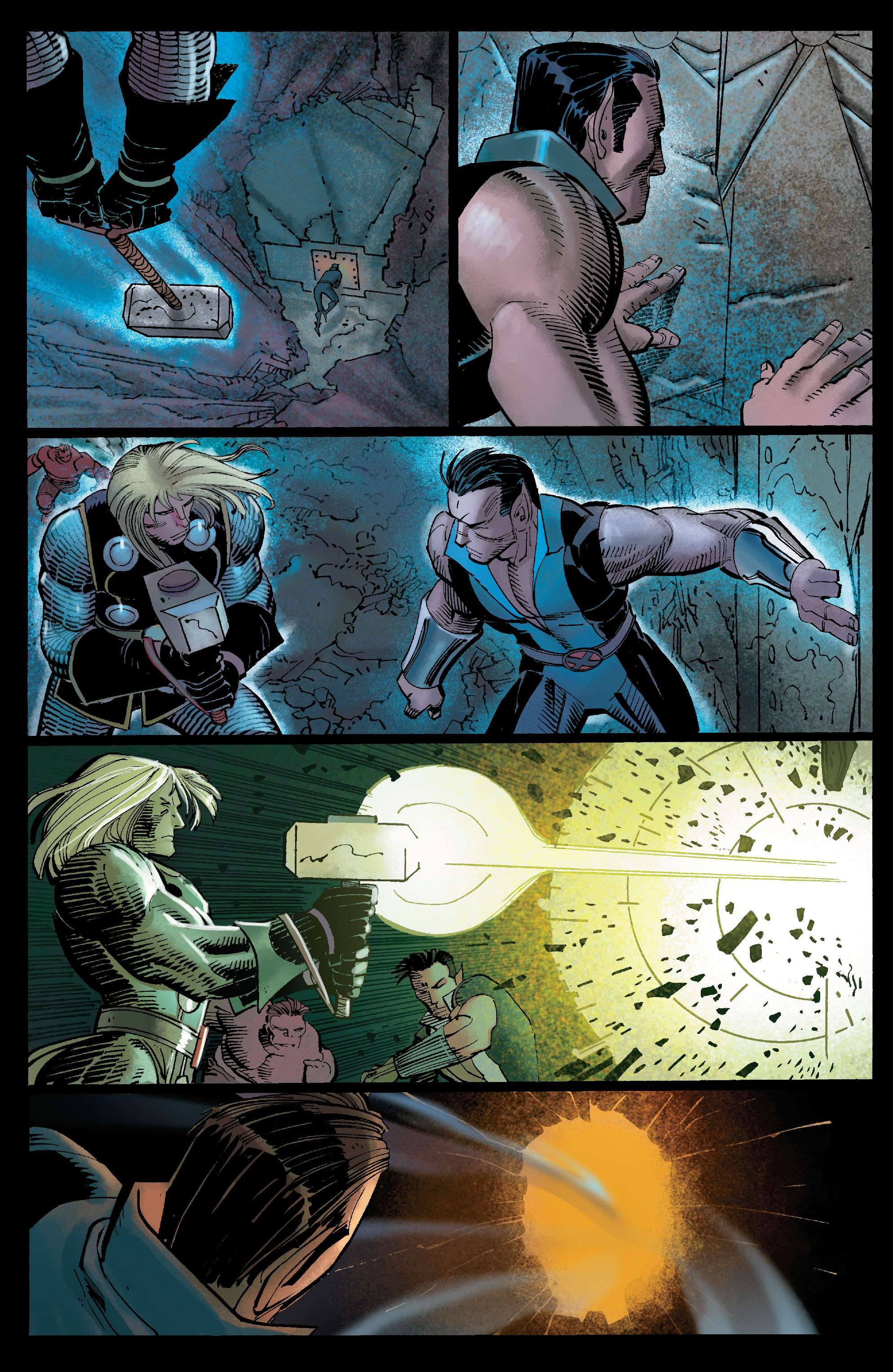 Read online Avengers (2010) comic -  Issue #10 - 8