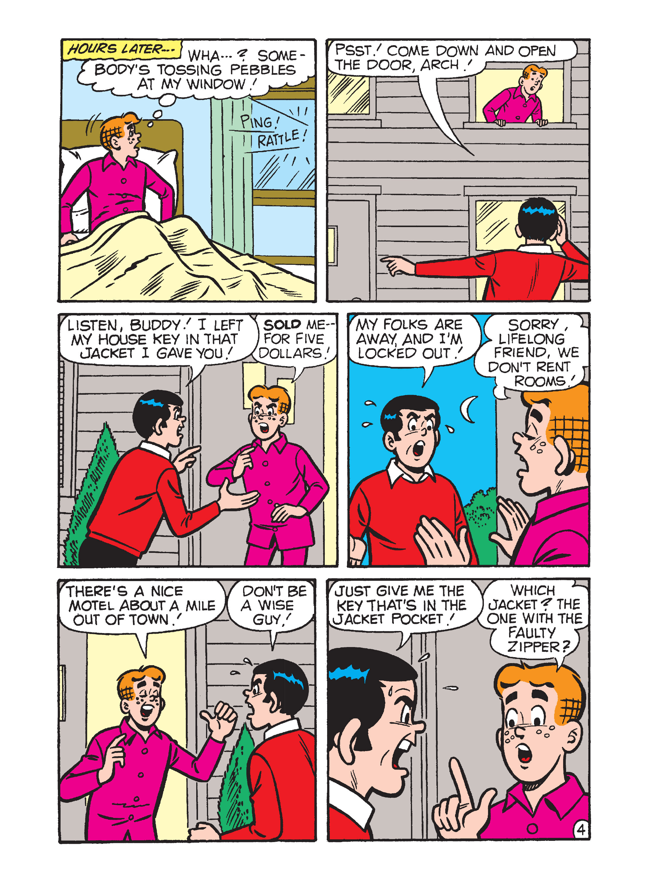 Read online Archie's Funhouse Double Digest comic -  Issue #1 - 22