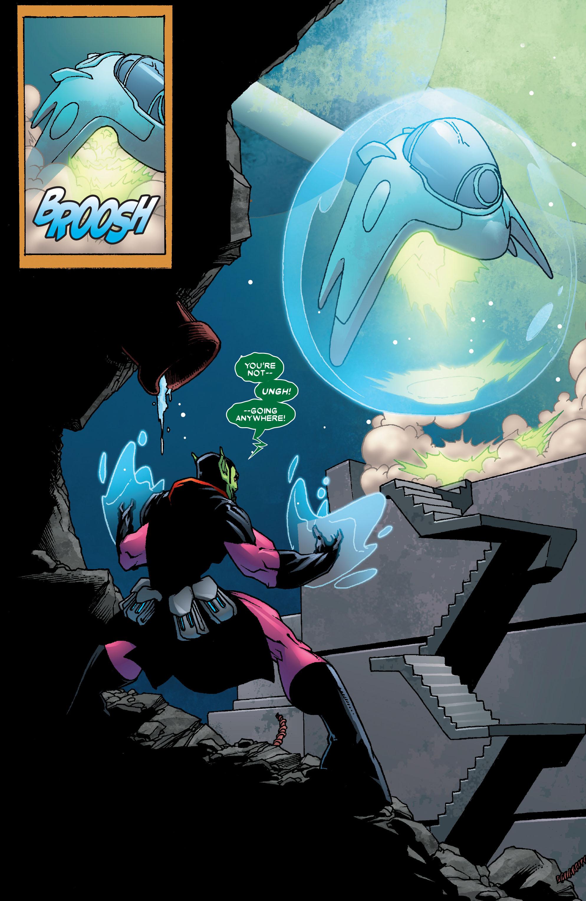 Read online Annihilation: Super-Skrull comic -  Issue #2 - 16