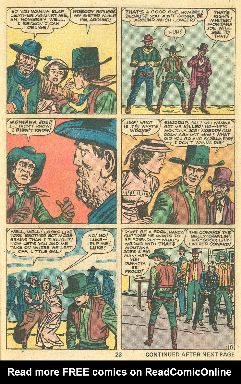The Rawhide Kid (1955) issue 137 - Page 25