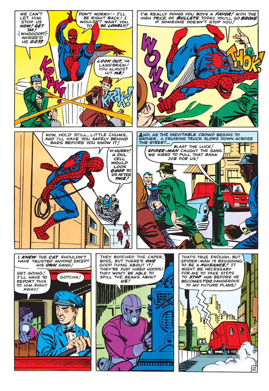 The Amazing Spider-Man (1963) 30 Page 12
