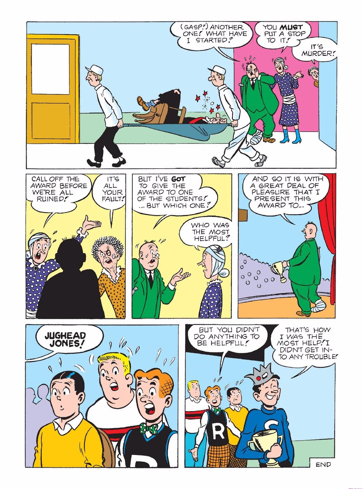 Read online Archie 1000 Page Comics Bonanza comic -  Issue #3 (Part 2) - 144