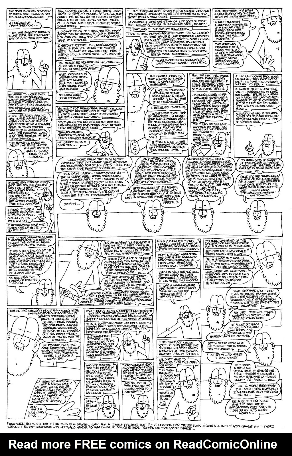 Read online The Nearly Complete Essential Hembeck Archives Omnibus comic -  Issue # TPB (Part 4) - 33