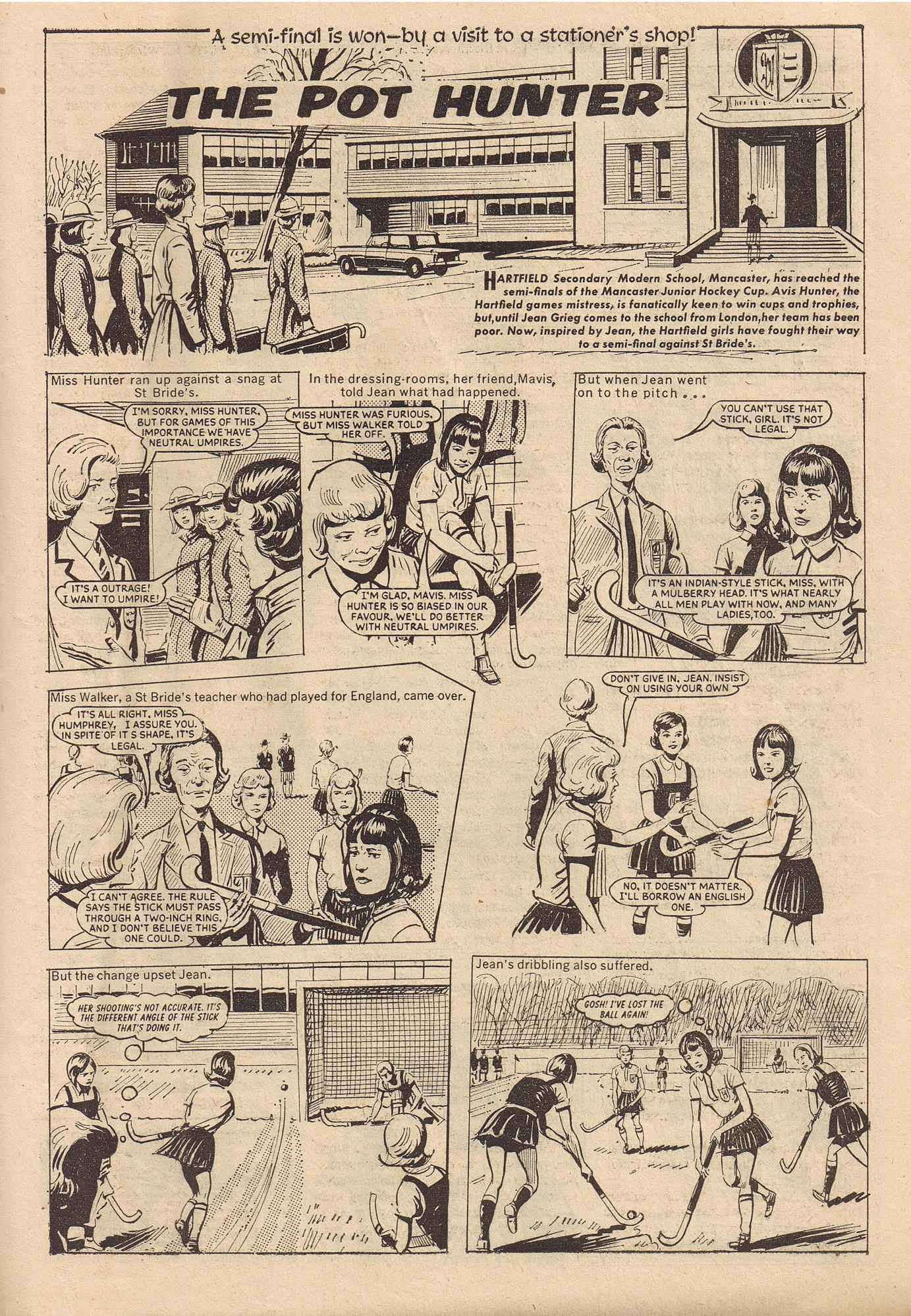 Read online Judy comic -  Issue #383 - 21