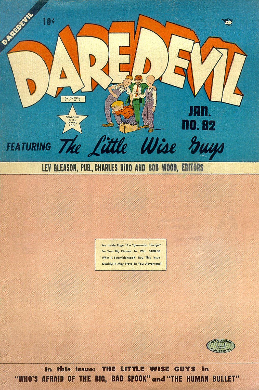 Daredevil (1941) 82 Page 1
