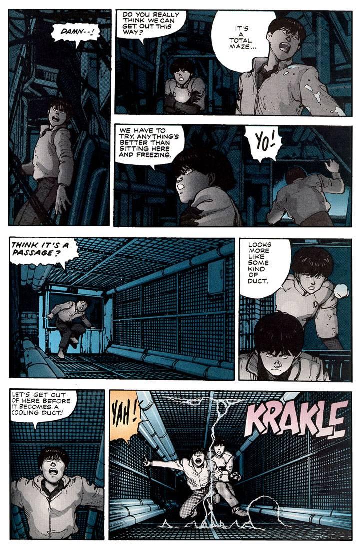 Read online Akira comic -  Issue #11 - 34