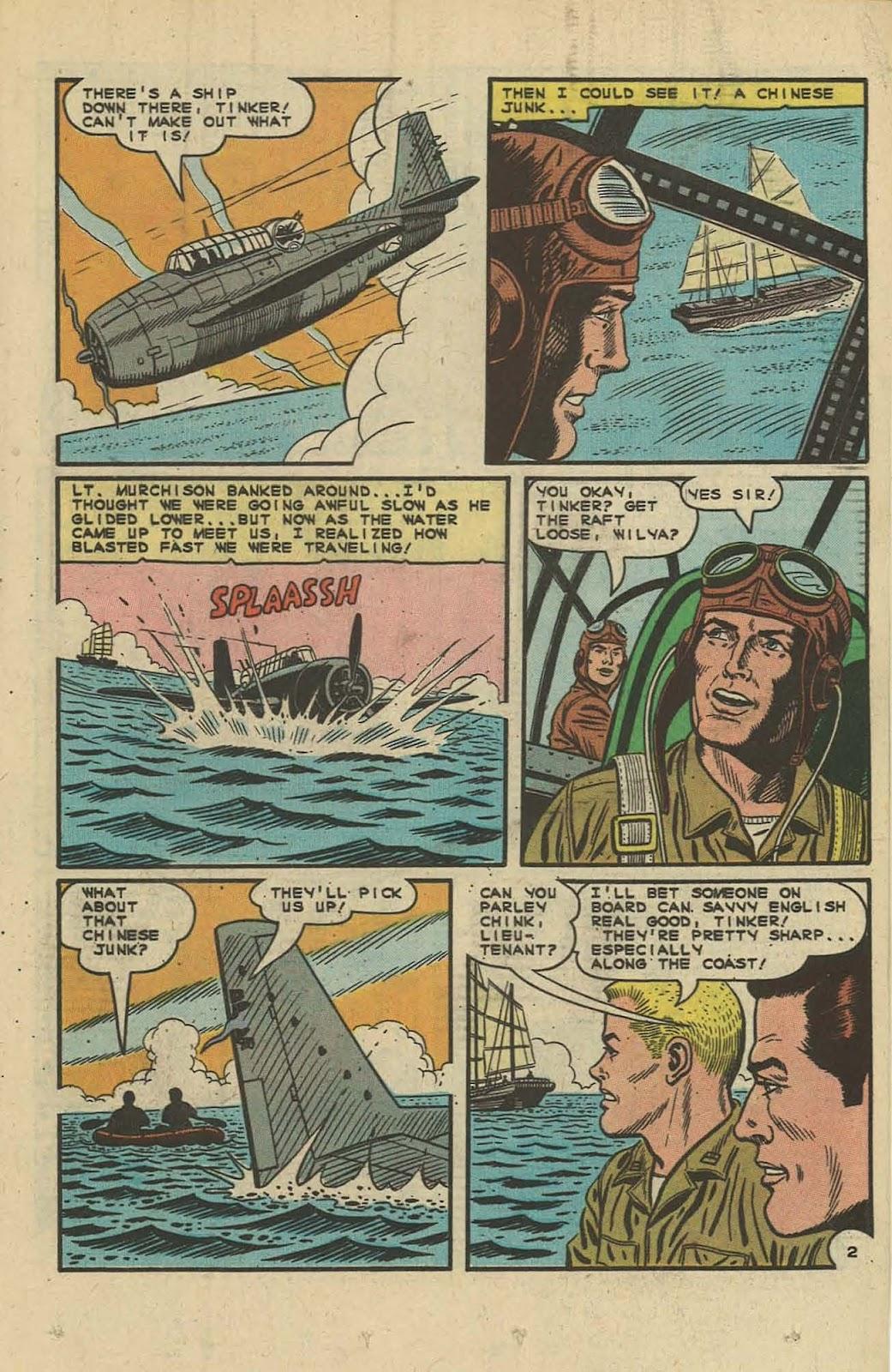 Read online Fightin' Navy comic -  Issue #127 - 19