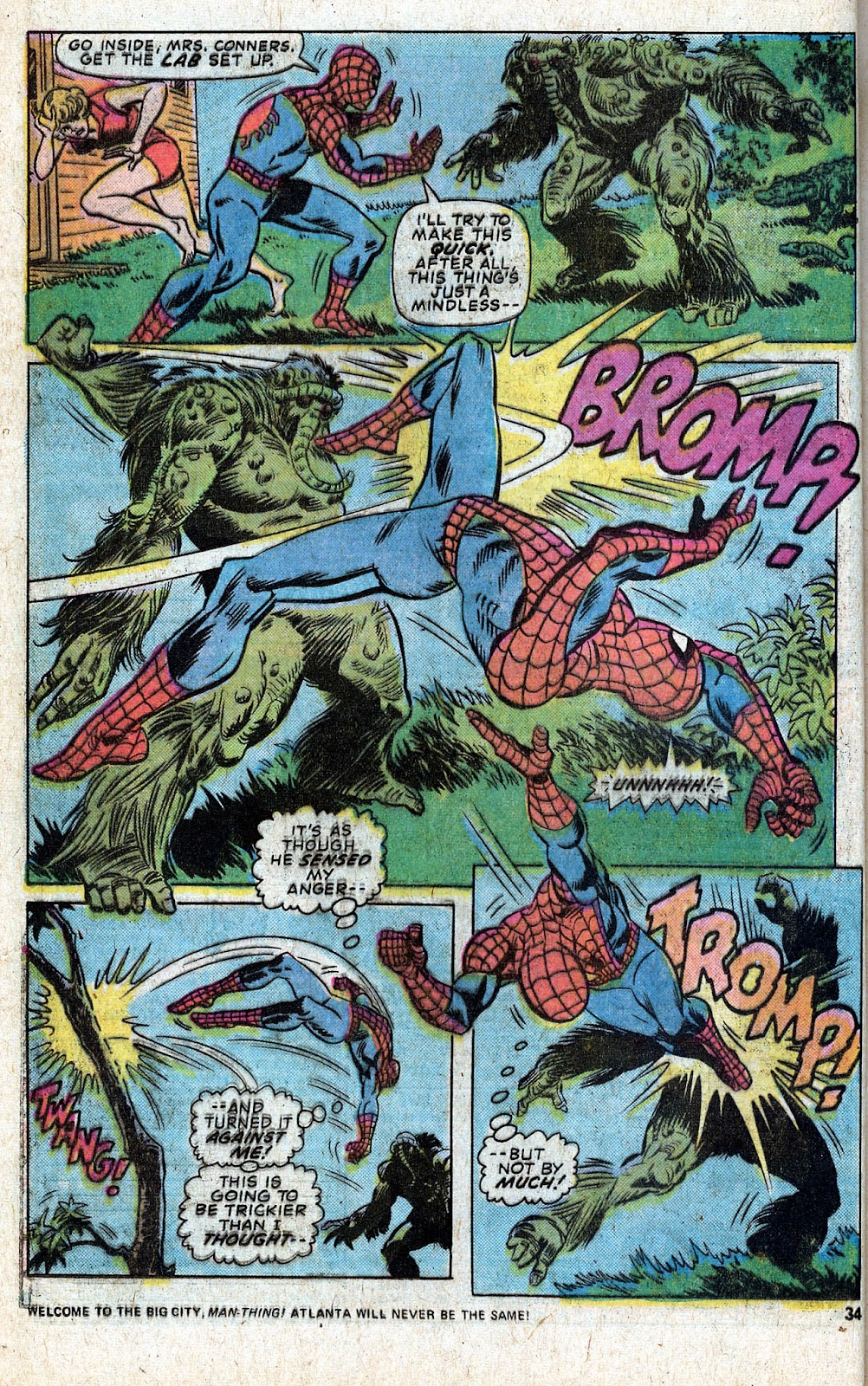 Giant-Size Spider-Man (1974) issue 5 - Page 36