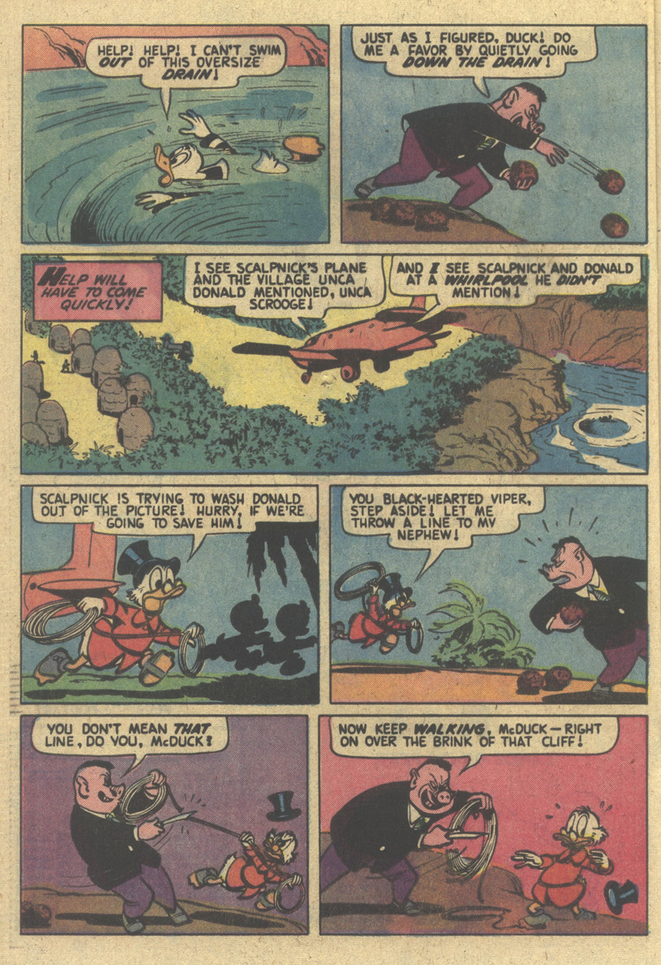 Read online Uncle Scrooge (1953) comic -  Issue #152 - 20