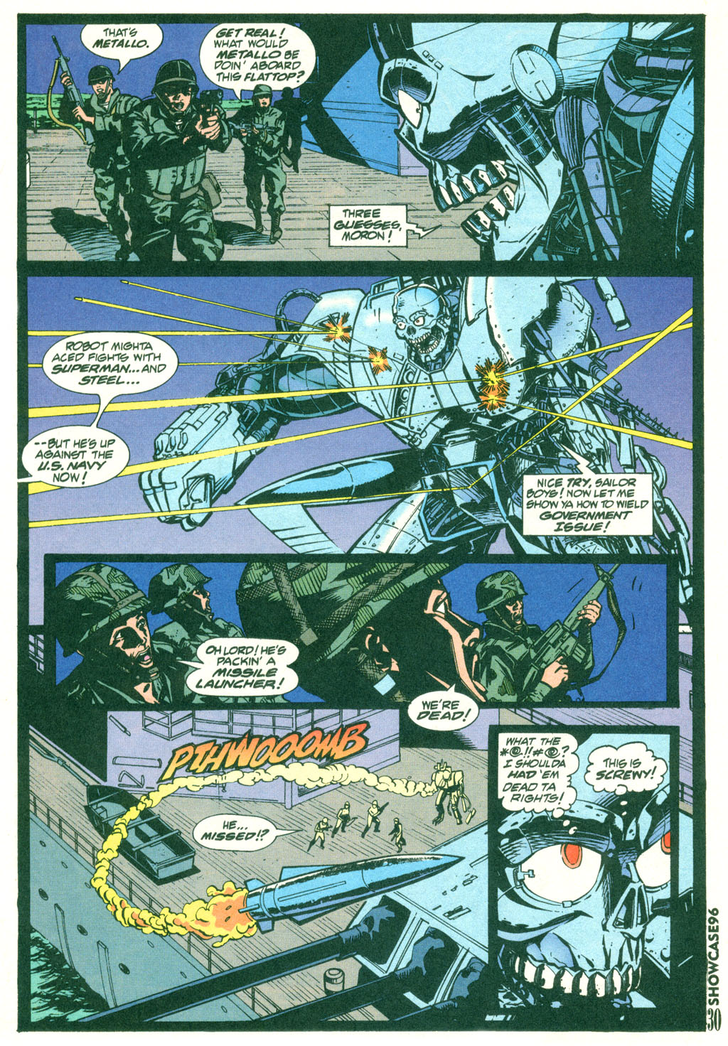 Read online Showcase '96 comic -  Issue #2 - 28