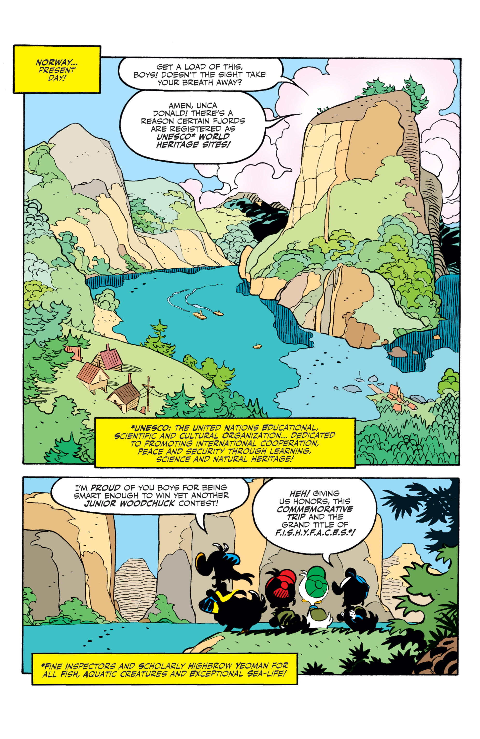 Read online Donald Duck (2015) comic -  Issue #20 - 8