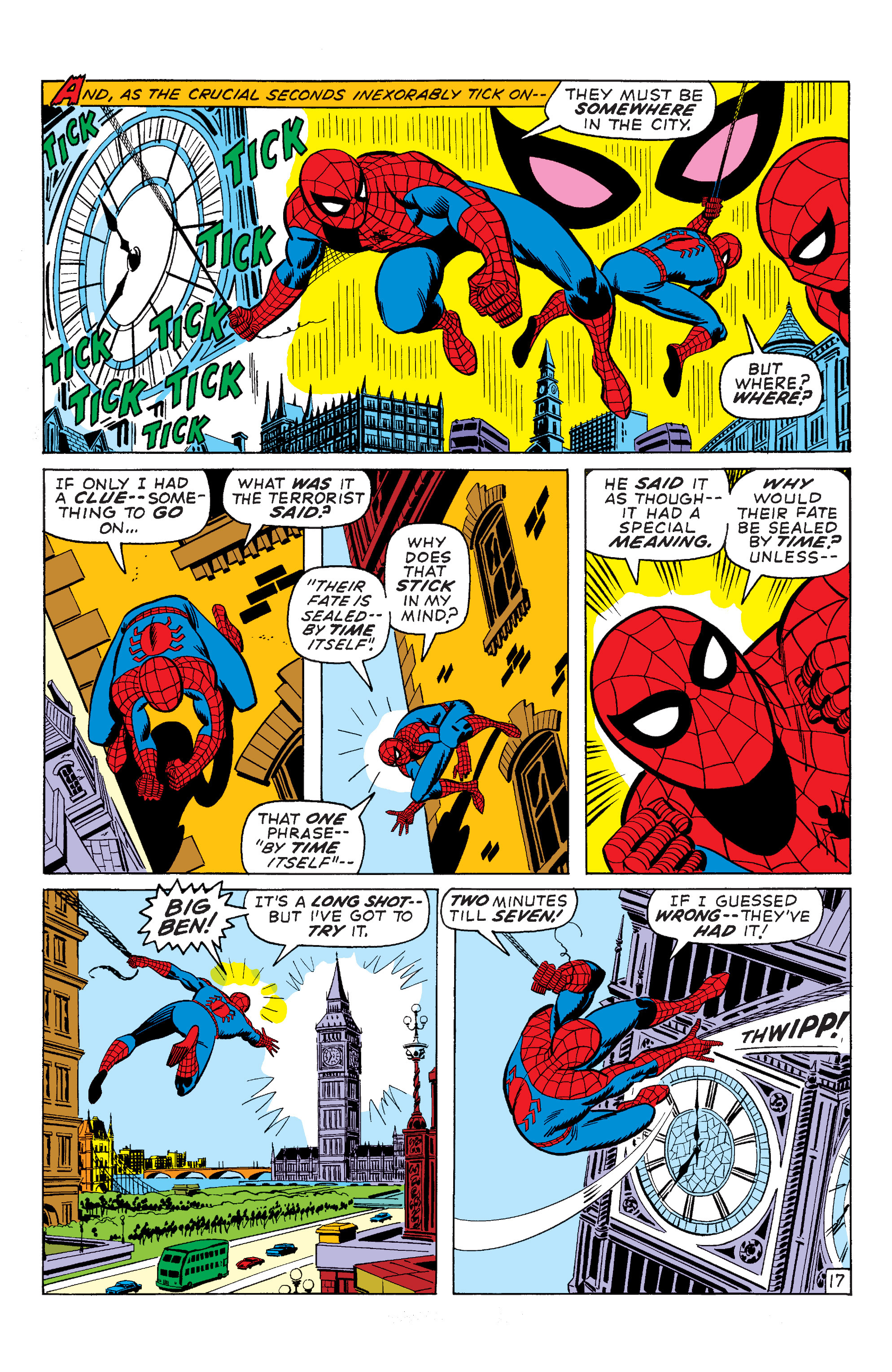 The Amazing Spider-Man (1963) 95 Page 16