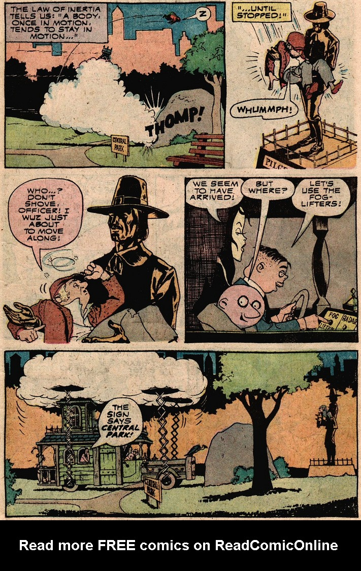 Read online Addams Family comic -  Issue #2 - 26