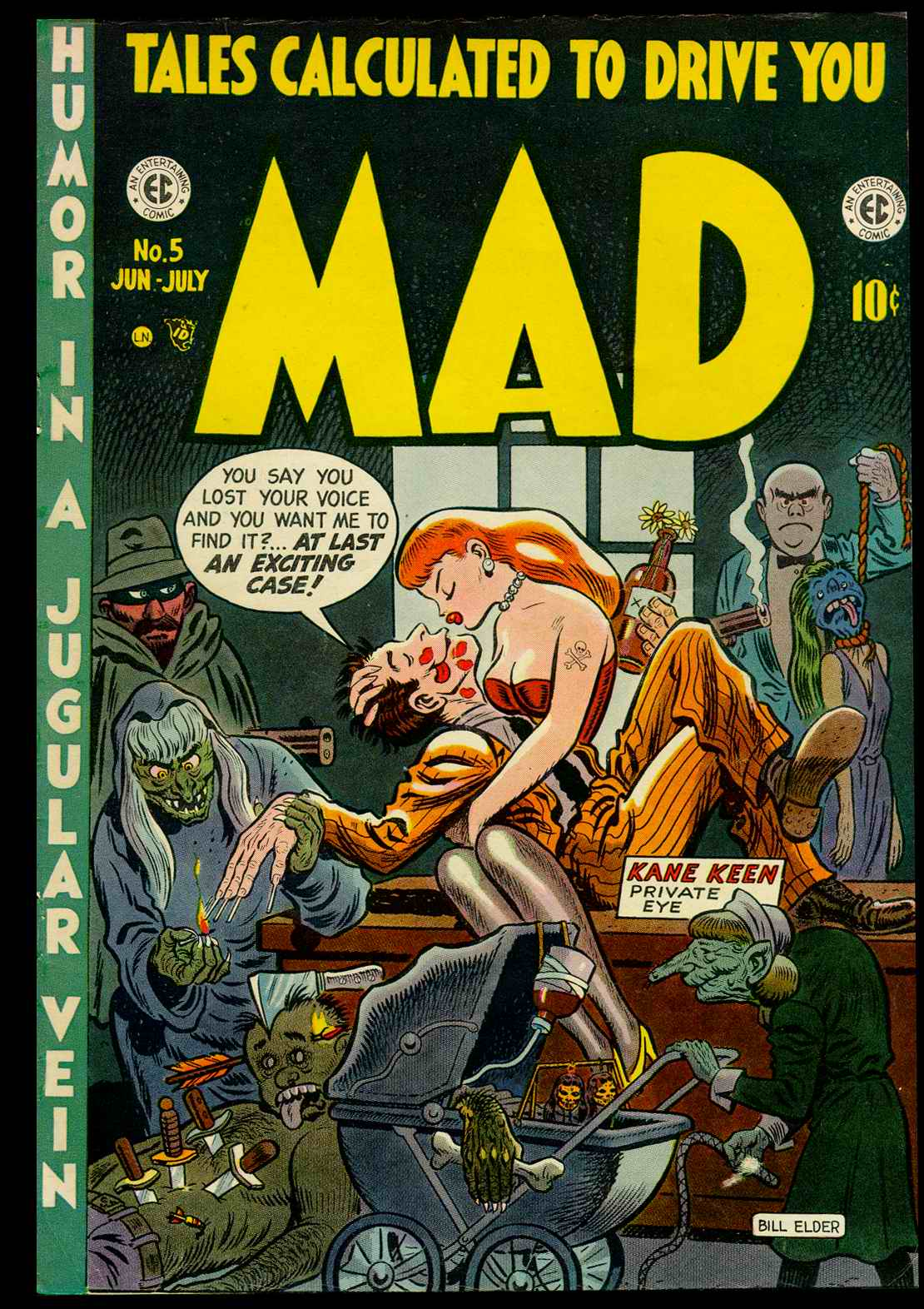 MAD issue 5 - Page 1