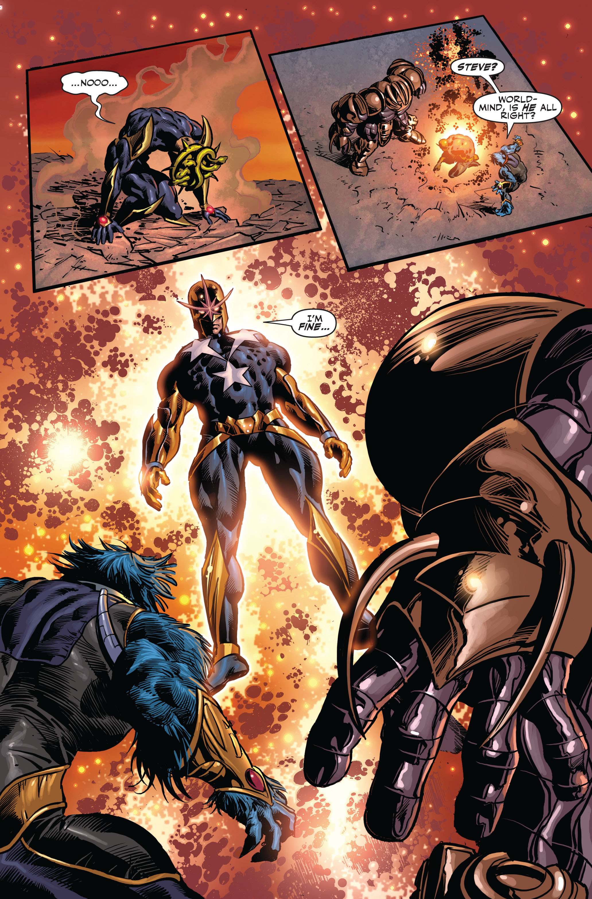 Read online Secret Avengers (2010) comic -  Issue #4 - 8