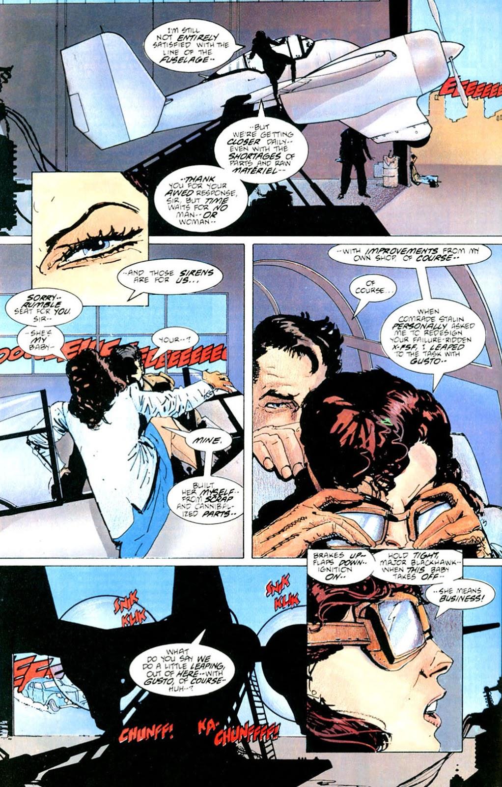Blackhawk (1988) issue 1 - Page 46