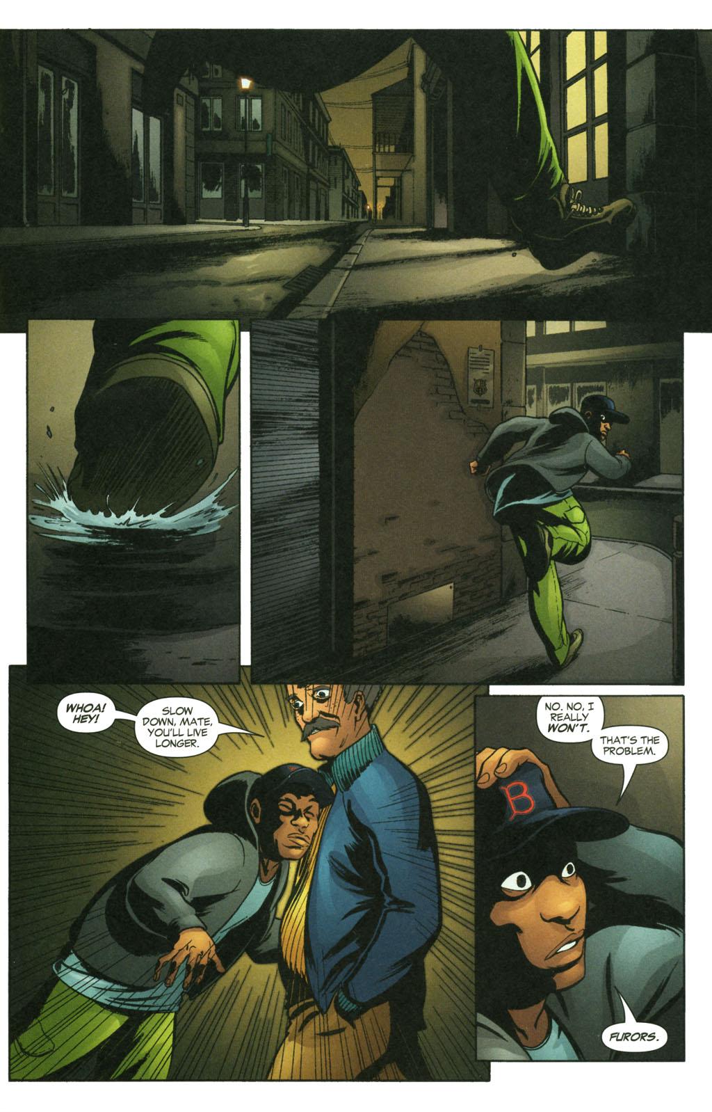 Read online Fallen Angel (2003) comic -  Issue #14 - 2