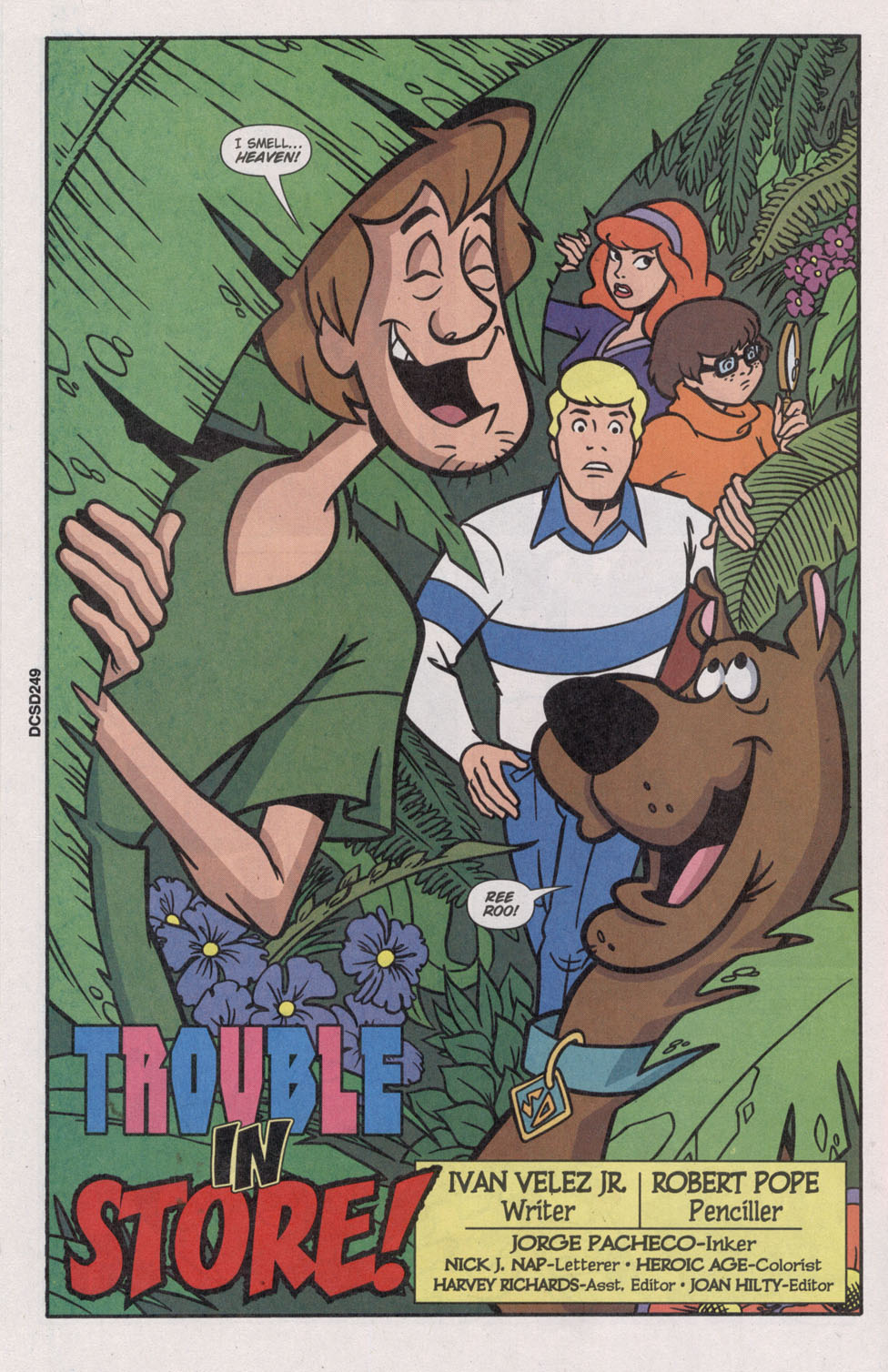 Read online Scooby-Doo (1997) comic -  Issue #82 - 20