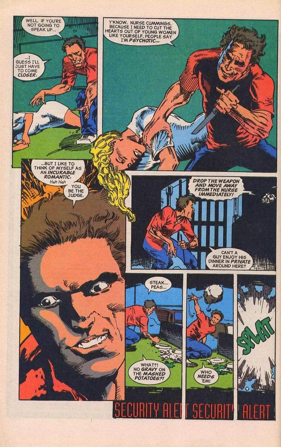 Read online Sleepwalker comic -  Issue #28 - 10