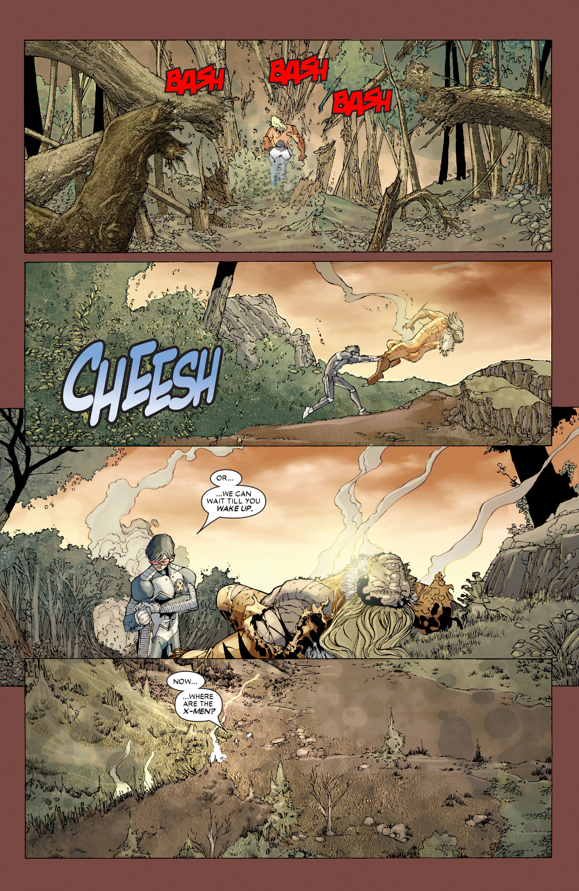 X-Men (1991) 163 Page 13